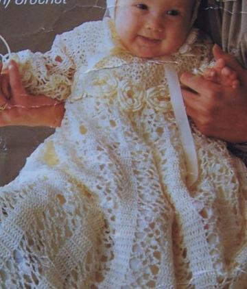 Christening  Special Dresses - Crochet Patterns  Designs for