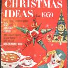 1959 Christmas Ideas From Better Homes and Gardens