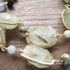 "<div align=""center""><h1><strong>""Prehnite Wire Wrapped Bracelet in 14K Gold Filled-BT240-Yolanda"" by <a href=""http://www.zibbet.com/izelangdesigns"">izelangdesigns</a></strong><br />$52.00<span> USD </span> </h1><a href=""http://www.zibbet.com/izelangdesigns/artwork?artworkId=1770382""> Click to view more details </a></div>"