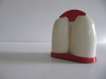 Mid-Century Salt and Pepper Shakers