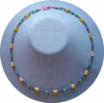Fiesta Margherita Necklace