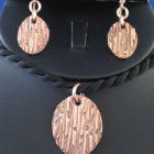 Copper Bamboo Set