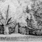 "<div align=""center""><h1><strong>""Pen Drawing PRINT 11X14,""The House On The Corner"" by Patty Fleckenstein"" by <a href=""http://www.zibbet.com/YesAllColors"">YesAllColors</a></strong><br />$30.00<span> USD </span> </h1><a href=""http://www.zibbet.com/YesAllColors/artwork?artworkId=1881298""> Click to view more details </a></div>"