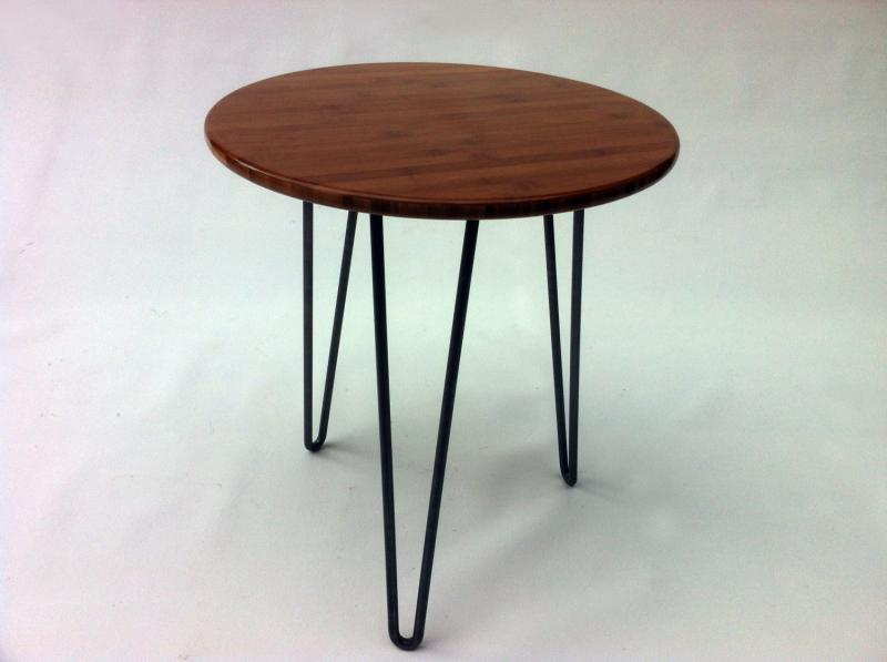 Mid Century Modern Round Side Table : 20