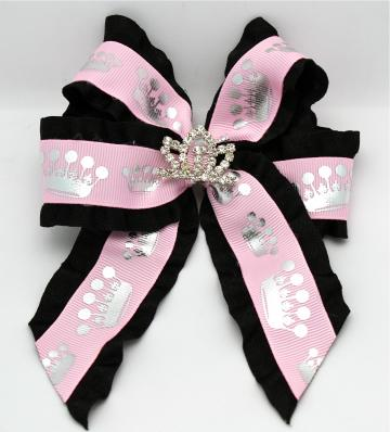 Princess Crown Bow Holder