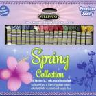 Sullivans Embroidery Floss Pack - SPRING COLLECTION - Premium Quality 36 Skeins