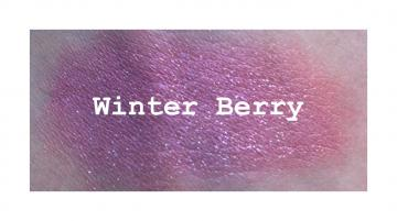 **Winter Berry** Shimmer shadow