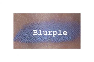 **Blurple** Matte shadow