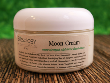Moon Cream - Nighttime Facial Cream - Large
