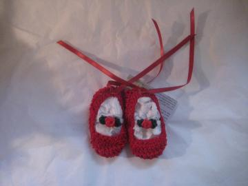 Crochet Pattern Central - Free Slipper Crochet Pattern