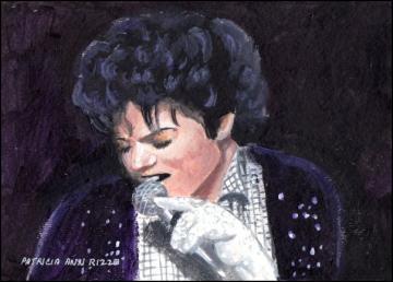 Original Art - Michael - Patricia Ann Rizzo