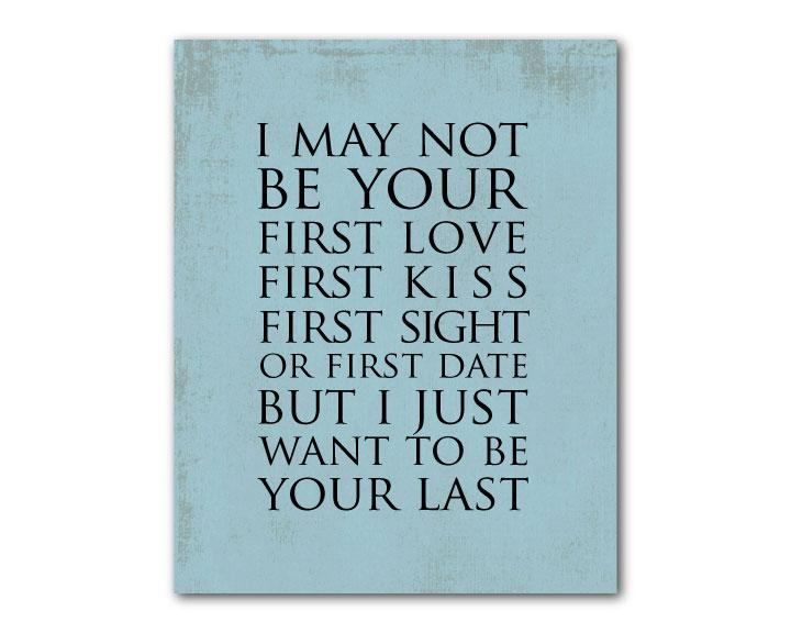First Kiss Love Quotes : Love At First Kiss Quotes. QuotesGram