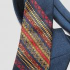 "<div align=""center""><h1><strong>""Wembley Skinny Necktie for Men Vintage Wemlon 1960s tie Blue with Diagnoal Stripes"" by <a href=""http://www.zibbet.com/fleamarketmuse"">fleamarketmuse</a></strong><br />$22.00<span> USD </span> </h1><a href=""http://www.zibbet.com/fleamarketmuse/artwork?artworkId=2163535""> Click to view more details </a></div>"