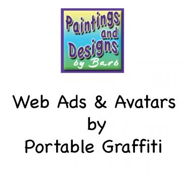 Web Ads - Avatars  Any Size Custom Made