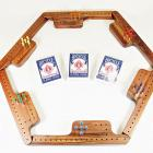 Pegs &amp; Jokers Game Set - Tennessee Red Cedar