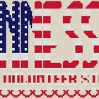 Tennessee The Volunteer State Cross Stitch Pattern