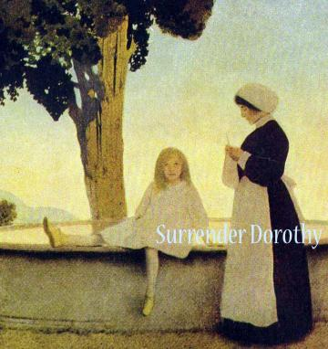 Lonely Princess Maxfield Parrish 1923 Lithograph Illustration