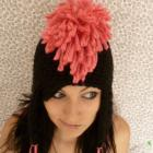 Crochet Mohawk Beanie with Earflaps