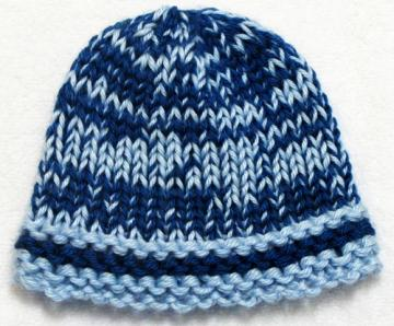 Knitting Pattern - Beanie for Babies