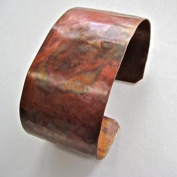 Masculine Copper Cuff Classico for Men