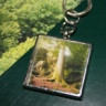 Resin Photo Pendant - Ireland Grounds of the Bl