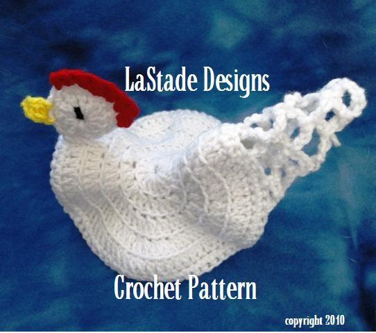Free Little Chicken Crochet Pattern - Orble