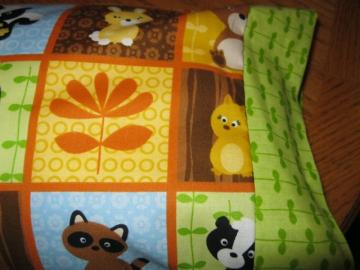 NEW My WOODSIE Friends MINI Pillowcase kids/travel pillowcase