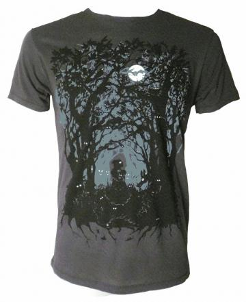 Men's Organic Eyes in the Dark Shirt