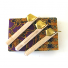 MS Canting Batik Tools, Set of 3  Fair Trade