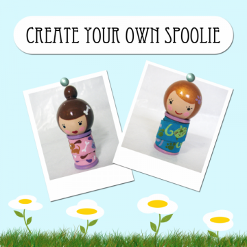 Create Your Own Spoolie