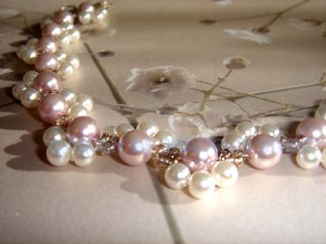 Minä I, Classic Pearl Bracelet