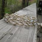 Custom Hemp Knotted bracelet