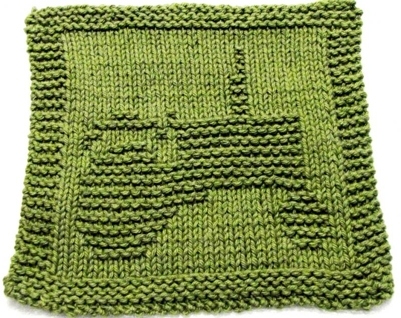 Knitted Cloth Patterns : Click to Enlarge Image
