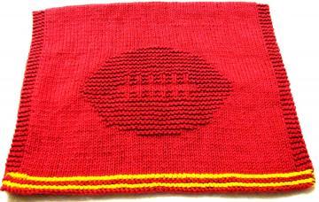 Football Helmet Green Yellow Afghan Crochet Pattern   eBay
