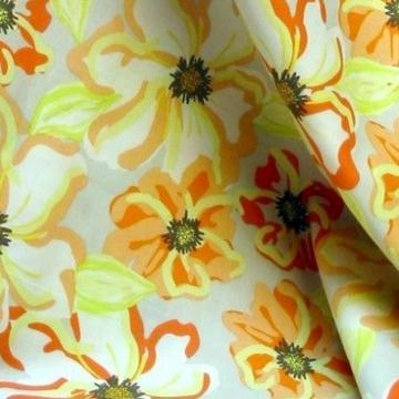 1 yard Fabric, Art Gallery fabric, Sunset Aquarella