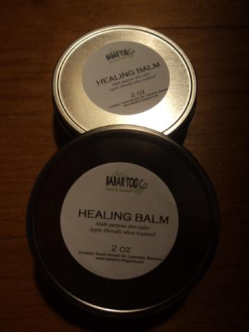 Healing Balms