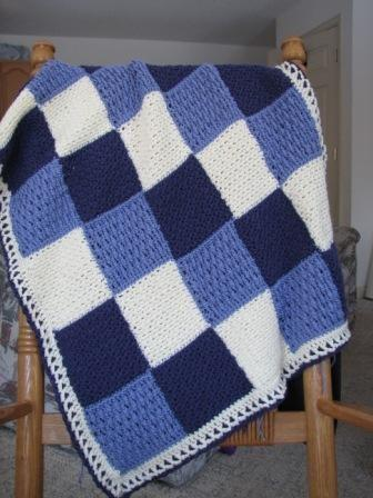 Knitting Pattern Patchwork Afghan : PATCHWORK CROCHET PATCHWORK AFGHAN 3PATTERN   Browse Patterns