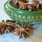 Golden Star Anise -- Set of 12