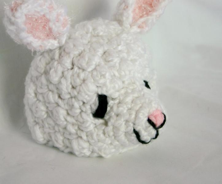Free Crochet Pattern Baby Lovey : #