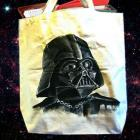 hand painted Star Wars DARTH VADER  tote, bag, or shopping bag- get your name on it