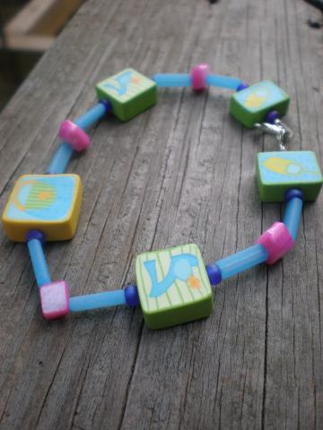 Fun tween bracelet, On Sale