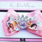Disney Princess Clip, Perfect for that Special Disney World Trip, Infant, Toddler, Teen or Adult
