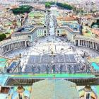 Shining Vatican City