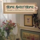 Home Sweet Home Vintage Cross Stitch Book