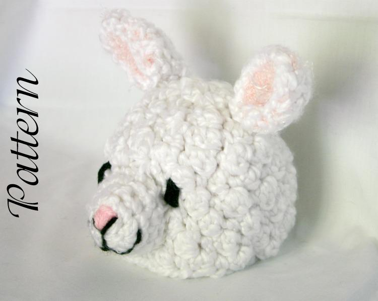 Crochet Pattern For Baby Lamb Hat : Click to Enlarge Image