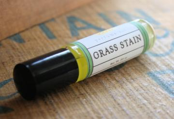Grass Stain Perfume Oil