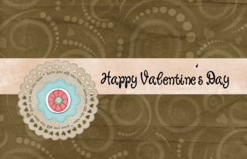 Free Shipping - Valentines Day Card *Mens 2*