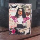ACEO ATC The Nun Key Mother Sister Wings