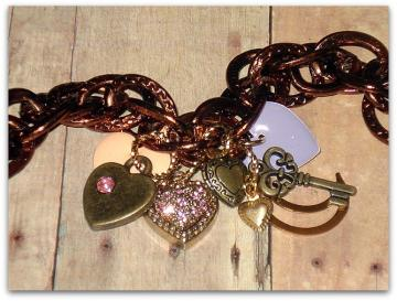 RESERVED - Sailor Chibi Moon Charm Bracelet - Sailor Moon Collection - Gold Series - OOAK