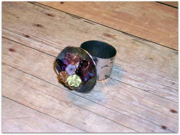 Herbes de Provence - Ring -  Beloved Collection - Edibles Series - OOAK